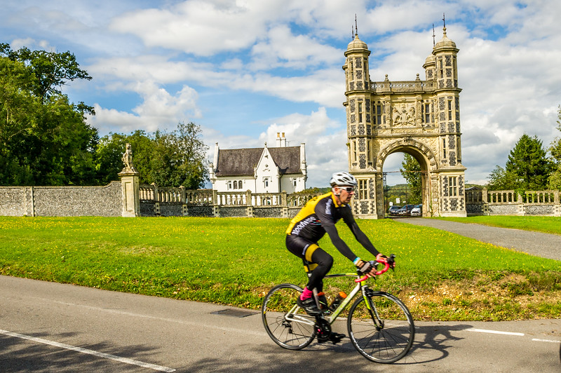 Day 1 Eltham to Folkestone