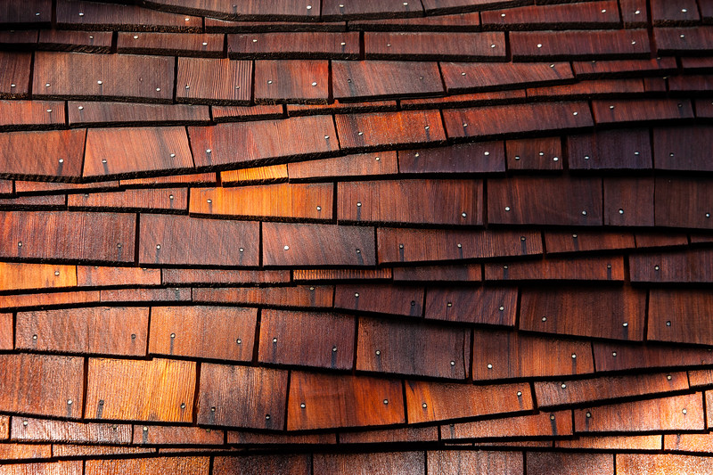 Roof Detail, Ainsley House, Campbell, California, 2009