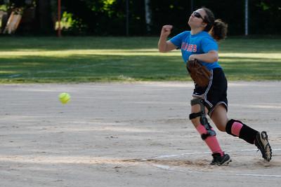 Viper Girls Softball E-town, Pa