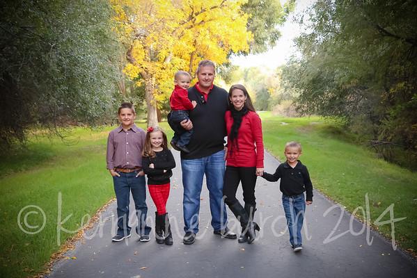 Robison Family 10 Oct. 2014