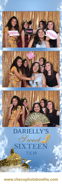 Darielly's Sweet 16