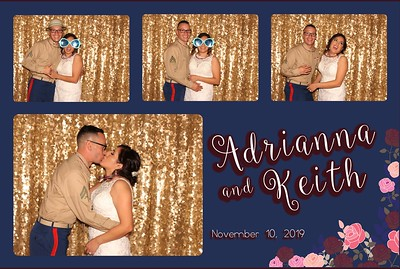 Adrianna and Keith - The Springs Lake Conroe - 11.10.2019