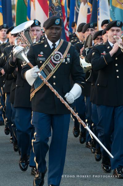 Auburn Veteran's Day Parade 2012