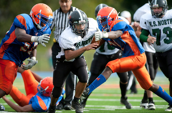 2012-10-01 Malverne HS Football vs Valley Stream North HS