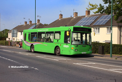 Nottingham Area (Bus), 27-08-2019