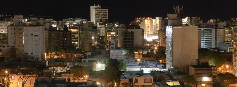 Montevideo desde lo alto