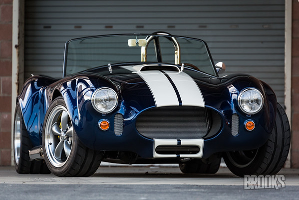 Factory Five Cobra Final Photo Shoot