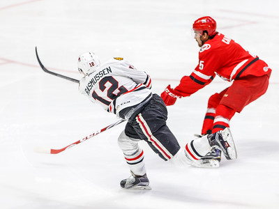 10-27-15 IceHogs vs Checkers