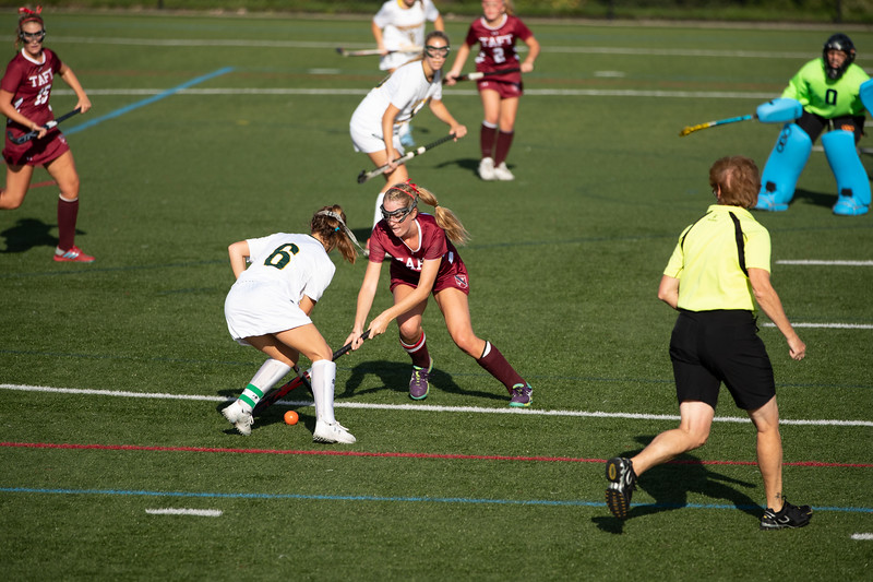 Varsity Field Hockey v Greenwich Academy