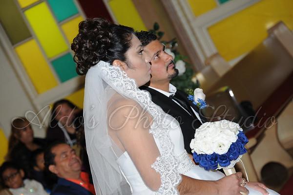 Luis y Gisela