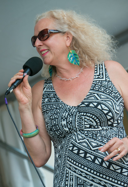 Lucia Newell-Vocalmotion-2014 Twin Cities Jazz Festival