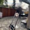 2.04ct Octagonal Flat Cut Diamond GIA K SI1 30