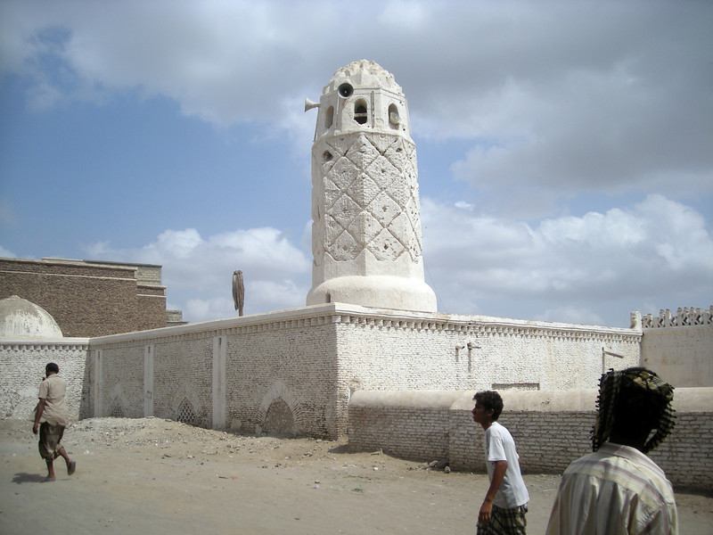 Al-Asha'ir, one of 86 mosques in Zabid