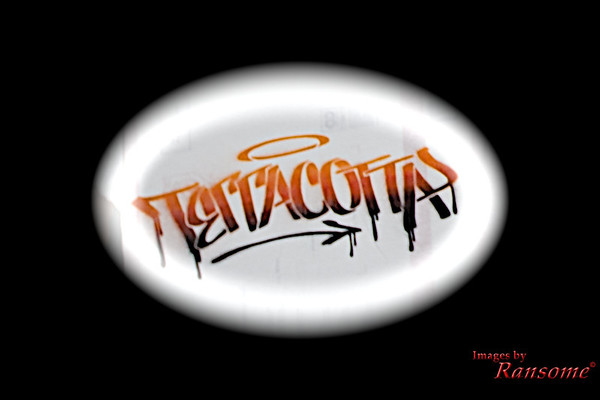 Terracotta Graffiti