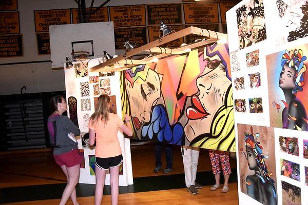 2017 BBA Art Expo photos by Gary Baker
