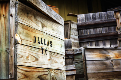 Dallas Heritage Park