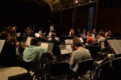 Symphony Practice 2017 - March