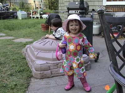 Savannah 21 months