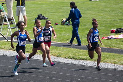Harrison Track and Field 2012