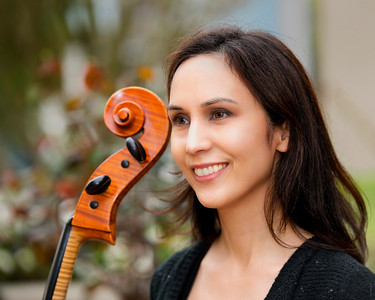 Amy Leung, cellist