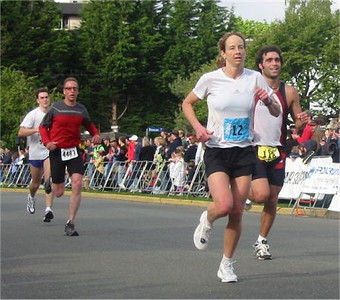 2003 Times-Colonist 10K - And here's the result...