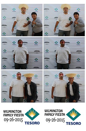 Tesoro Company Picnic - Photo Booth Pictures