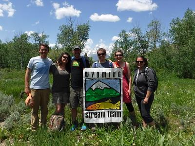 Wyoming Stream Team Workshop