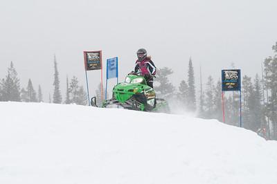 Montana Lost Trails Hillclimbs Arctic Cat Saturday March 13th 2010