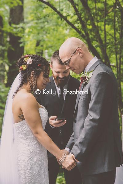 Rachel & David Wedding