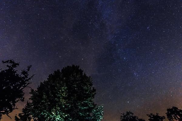 Northern Lights / MilkyWay/Blood Moon