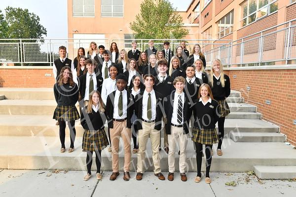 Berks Catholic Student Goverment 2021 - 2022