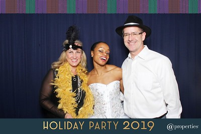 @properties Holiday Party 2019 - booth 2