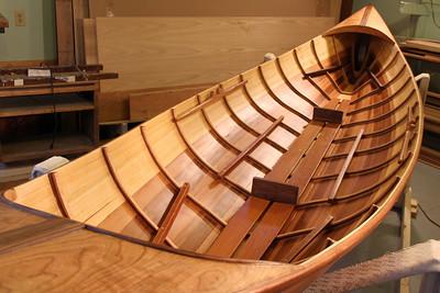 Adirondack Guide Boat - October 2009-May 2010