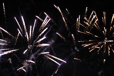 CR Fireworks July 4, 2016