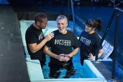 2019-11-16 5 p.m. Baptism