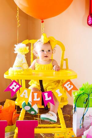 Halley's First Birthday