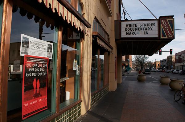 White Stripes Documentary Egyptian Theatre Boise