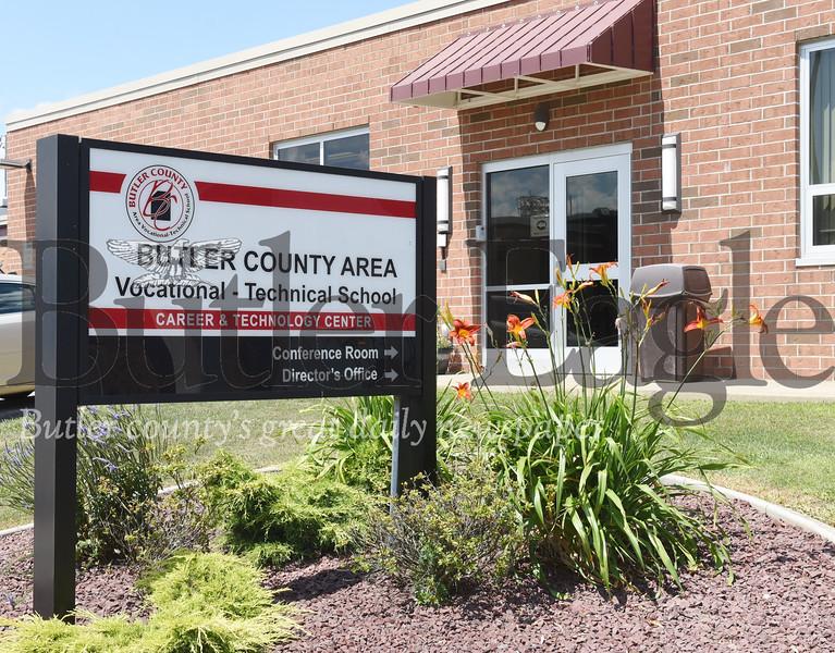 Harold Aughton/Butler Eagle: Butler County Area Vocational - Technical School
