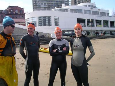 Water World Swim Sunday FEB 25th, 2007