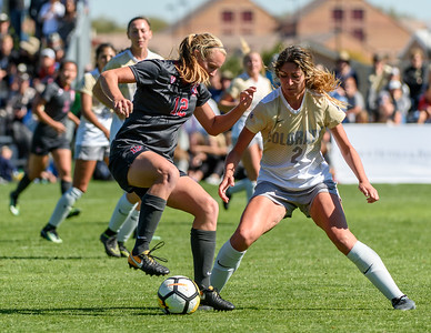NCAA - Women's Soccer - CU vs Stanford - 2017-10-08