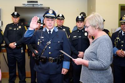 Chief Savasta Swearing In Ceremony