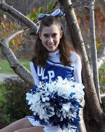 OLP Cheerleaders