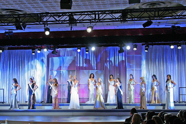 Miss Texas USA 2011 Final Five