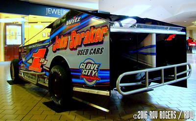 Northeast Auto Racing Expo - 3/18/16 - Ray Rogers