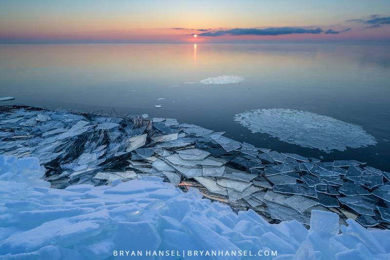 Ice to the Horizon