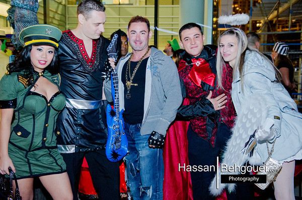 Science World Halloween Costume Ball Hollywood Promotions Twisted Production John Donnelly Associates Vancouver Bc Canada (10_29_11)
