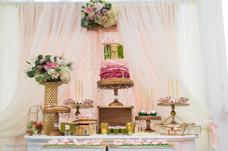 GG's Glam Garden Bridal Shower