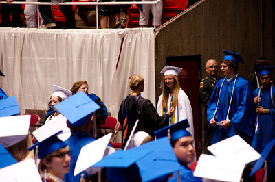 Jessie's Graduation