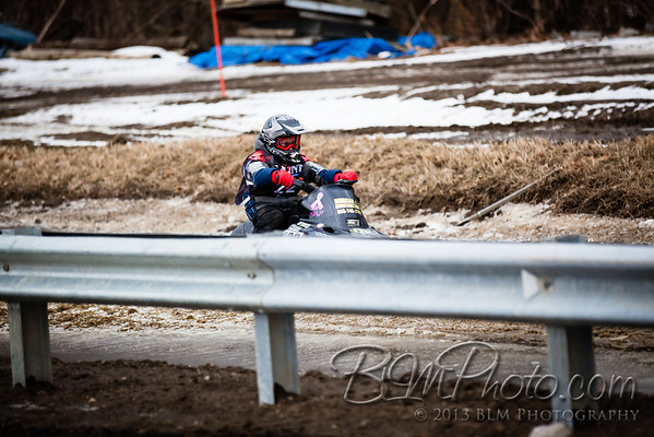 Snow Rodeo 2013 - YOUTH Drag Racing