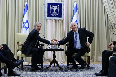20141202 Blair on Official Visit to Israel